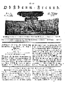 Der Obstbaumfreund, Jg.VI, 23. Februar 1833, No 8.