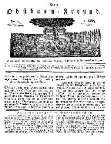 Der Obstbaumfreund, Jg.VI, 2. März 1833, No 9.