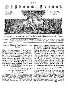 Der Obstbaumfreund, Jg.VI, 12. November 1833, No 45.