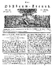 Der Obstbaumfreund, Jg.VI, 17. Dezember 1833, No 50.