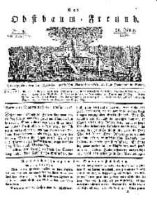 Der Obstbaumfreund, Jg.VII, 24. Januar 1834, No 4.