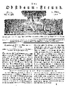 Der Obstbaumfreund, Jg.VII, 1. März 1834, No 9.