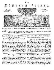 Der Obstbaumfreund, Jg.VII, 24. Mai 1834, No 21.