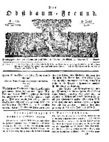 Der Obstbaumfreund, Jg.VII, 8. Juni 1834, No 23.