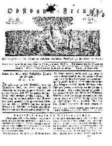 Der Obstbaumfreund, Jg.VII, 27. Juli 1834, No 30.