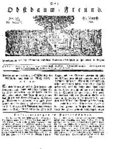 Der Obstbaumfreund, Jg.VII, 24. August 1834, No 34.