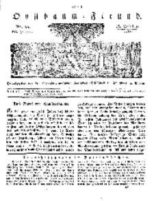 Der Obstbaumfreund, Jg.VII, 27. October 1834, No 43.