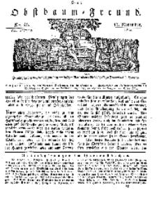 Der Obstbaumfreund, Jg.VII, 17. November 1834, No 46.