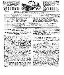 Blumen-Zeitung, Jg. VI, April 1833, No 6.