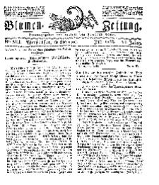 Blumen-Zeitung, Jg. VI, Juli 1833, No 13.