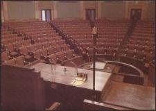 Sala Posiedzeń Sejmu (fragment)