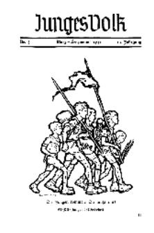 "Die Pflugschar... (Beilage: ""Junges Volk""), 13 Jg. 1931, Nr 3."