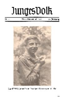 "Die Pflugschar... (Beilage: ""Junges Volk""), 13 Jg. 1931, Nr 5."