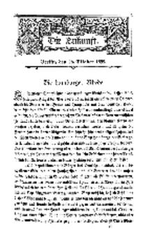 Die Zukunft, 28. October, Bd. 29.