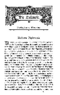Die Zukunft, 1. März, Bd. 38.