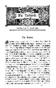 Die Zukunft, 14. Juni, Bd. 39.