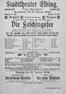 Die Faschingsfee - M. Willner, Rudolf Oesterreicher, Imre Kalman