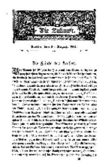 Die Zukunft, 30. August, Bd. 40.