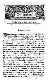 Die Zukunft, 15. September, Bd. 32.