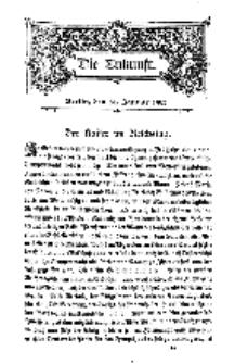 Die Zukunft, 31. Januar, Bd. 42.