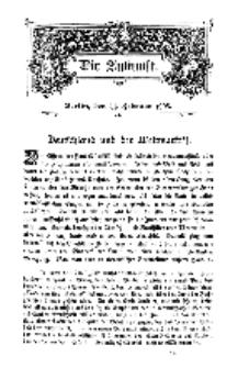 Die Zukunft, 14. Februar, Bd. 42.