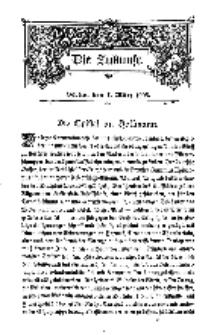 Die Zukunft, 7. März, Bd. 42.