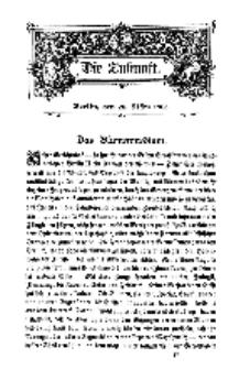 Die Zukunft, 28. März, Bd. 42.