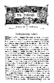 Die Zukunft, 18. April, Bd. 43.