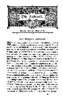Die Zukunft, 23. Mai, Bd. 43.
