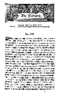 Die Zukunft, 11. Juli, Bd. 44.