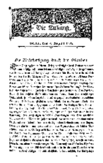 Die Zukunft, 8. August, Bd. 44.