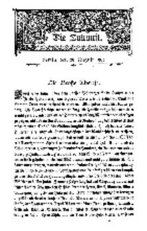 Die Zukunft, 29. August, Bd. 44.