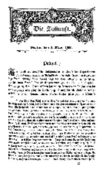 Die Zukunft, 3. März, Bd. 30.