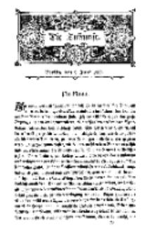 Die Zukunft, 9. Juni, Bd. 31.