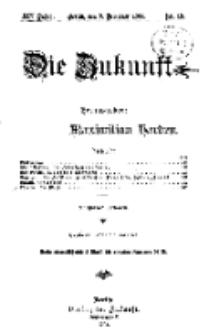 Die Zukunft, 9. Dezember, Jahrg. XIV, Bd. 53, Nr 10.