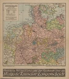 Deutschland (Nr 12): mapa