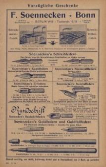 Firma F. Soennecken [ulotka]