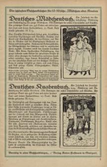 Verlag von Julius Hoffmann in Stuttgart [ulotka]