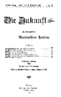 Die Zukunft, 18. Dezember, Jahrg. XVIII, Bd. 69, Nr 12.