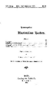 Die Zukunft, 9. September, Jahrg. XIX, Bd. 76, Nr 50.