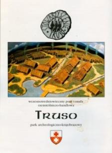 Truso : park archeologiczno - krajobrazowy