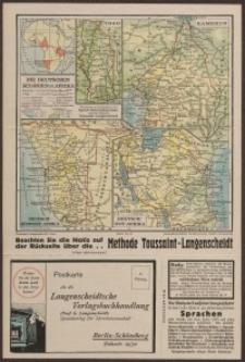 Methode Toussaint-Langenscheidt (mapka) [ulotka]