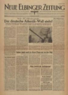 Neue Elbinger Zeitung, Nr. 11, Dienstag 13. April 1943, 1. Jahrgang