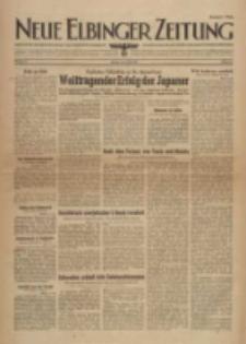 Neue Elbinger Zeitung, Nr. 31, Montag 10. Mai 1943, 1. Jahrgang