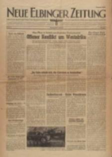 Neue Elbinger Zeitung, Nr. 5, Dienstag 6. April 1943, 1. Jahrgang