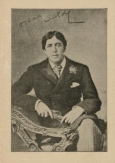 Oscar Wilde-Literatur! [ulotka]
