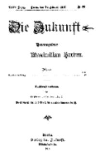 Die Zukunft, 19. Februar, Jahrg. XXIV, Bd. 94, Nr 20.
