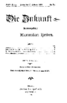 Die Zukunft, 26. Februar, Jahrg. XXIV, Bd. 94, Nr 21.