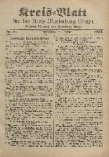 Kreis-Blatt für den Kreis Marienburg Westpreussen, 6. Februar, Nr 10.