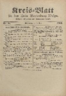 Kreis-Blatt für den Kreis Marienburg Westpreussen, 23. März, Nr 23.